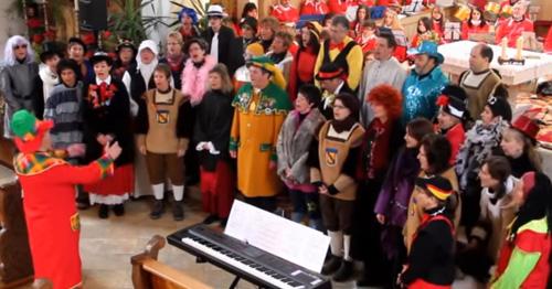 Lobet den Herren - Narrenmesse Hayingen 2012